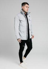 SIKSILK - Light jacket - grey - 2