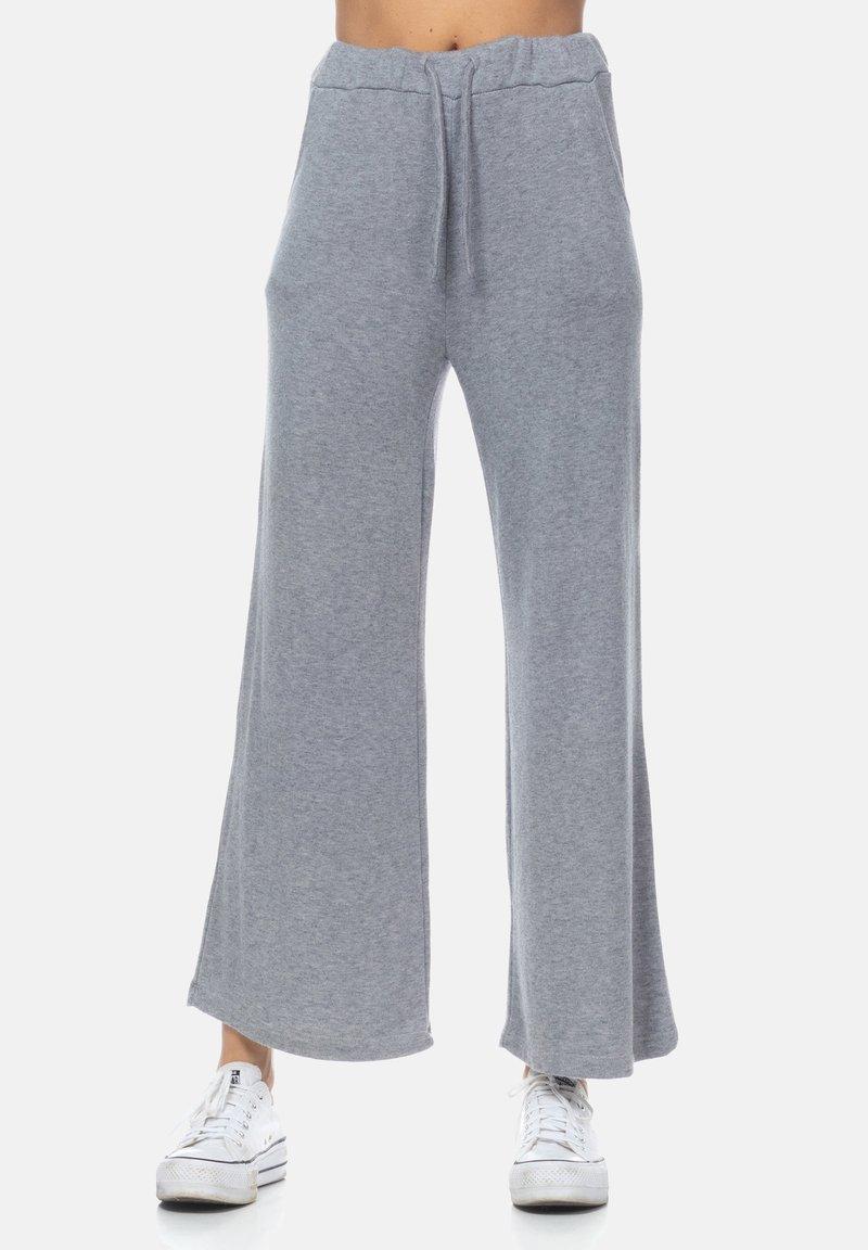 Tantra - Tracksuit bottoms - gris