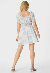 C&A - ARCHIVE - Day dress - white - 1