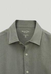 Massimo Dutti - Shirt - evergreen - 3