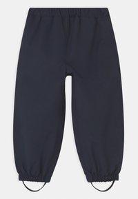 Wheat - OUTDOOR ROBIN TECH UNISEX - Rain trousers - deep sea - 0