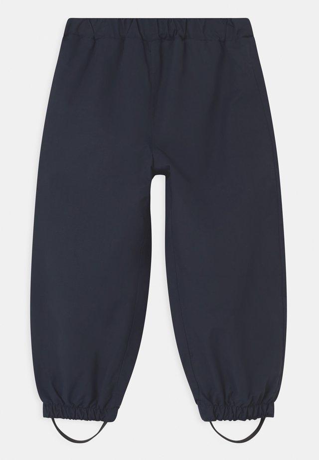 OUTDOOR ROBIN TECH UNISEX - Rain trousers - deep sea
