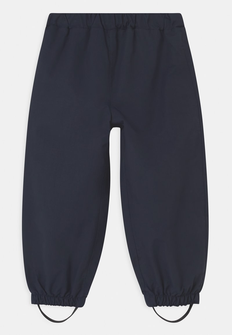 Wheat - OUTDOOR ROBIN TECH UNISEX - Rain trousers - deep sea