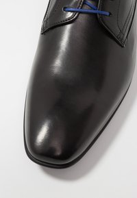 Azzaro - OUTINOR - Smart lace-ups - noir - 6