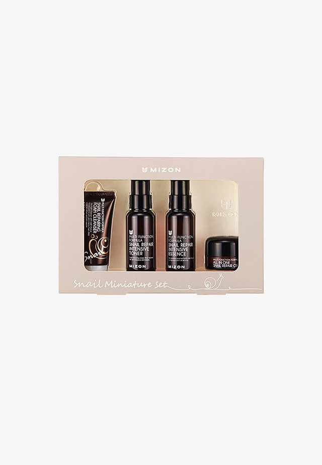 MIZON SNAIL MINI PACK - Skincare set - -