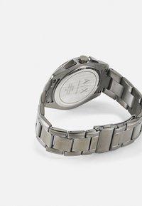 Armani Exchange - Chronograph watch - gunmetal - 1