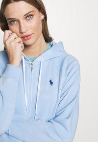 Polo Ralph Lauren - LONG SLEEVE  - Sudadera con cremallera - elite blue - 5
