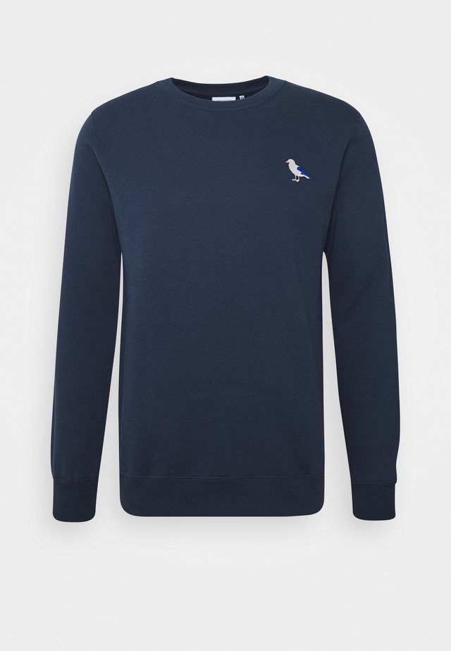 EMBRO GULL - Sweater - dark navy