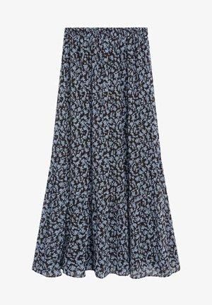 JILL - Maxi skirt - bruin