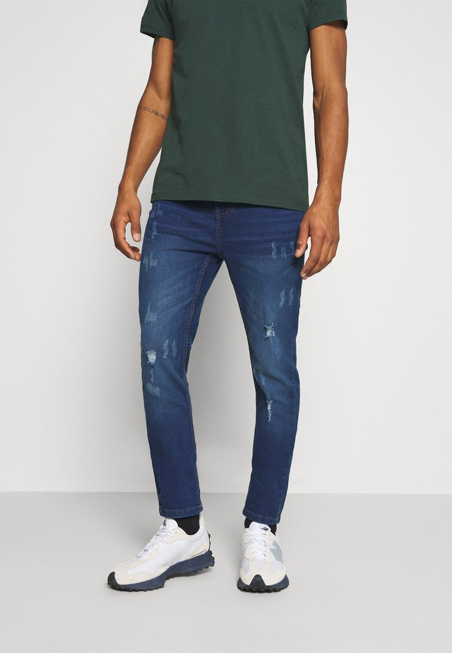 HAVEN  - Slim fit jeans - blue