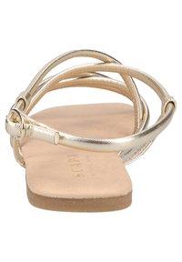 Scapa - Sandals - platinum - 2