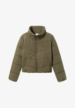 Winter jacket - grape leaf