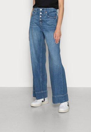 WIDE LEG ELSA  - Jeans Tapered Fit - medium elsa
