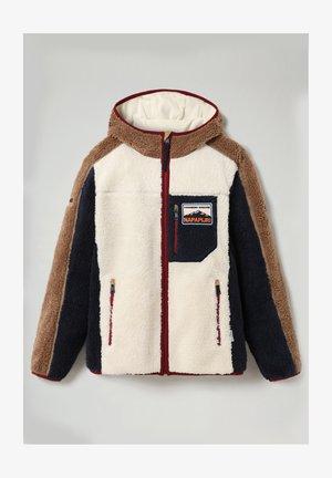 YUPIK  - Fleece jacket - whitecap gray