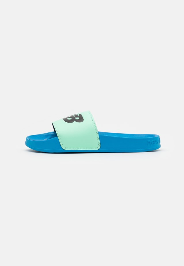 SMF200 UNISEX - Pantofle - vision blue