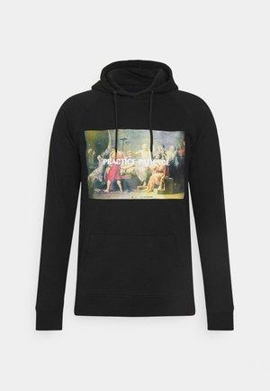PHOTO HOODIE - Sweatshirt - black