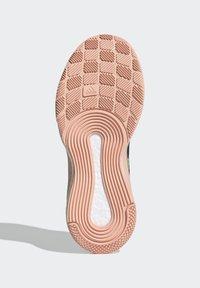 adidas Performance - CRAZYFLIGHT - Scarpe da pallavolo - halblu legink hireye - 3