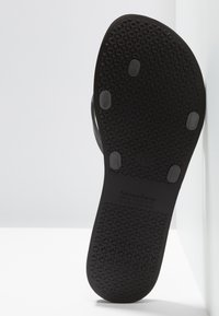 Ipanema - KIREI - Pool shoes - black/silver - 6
