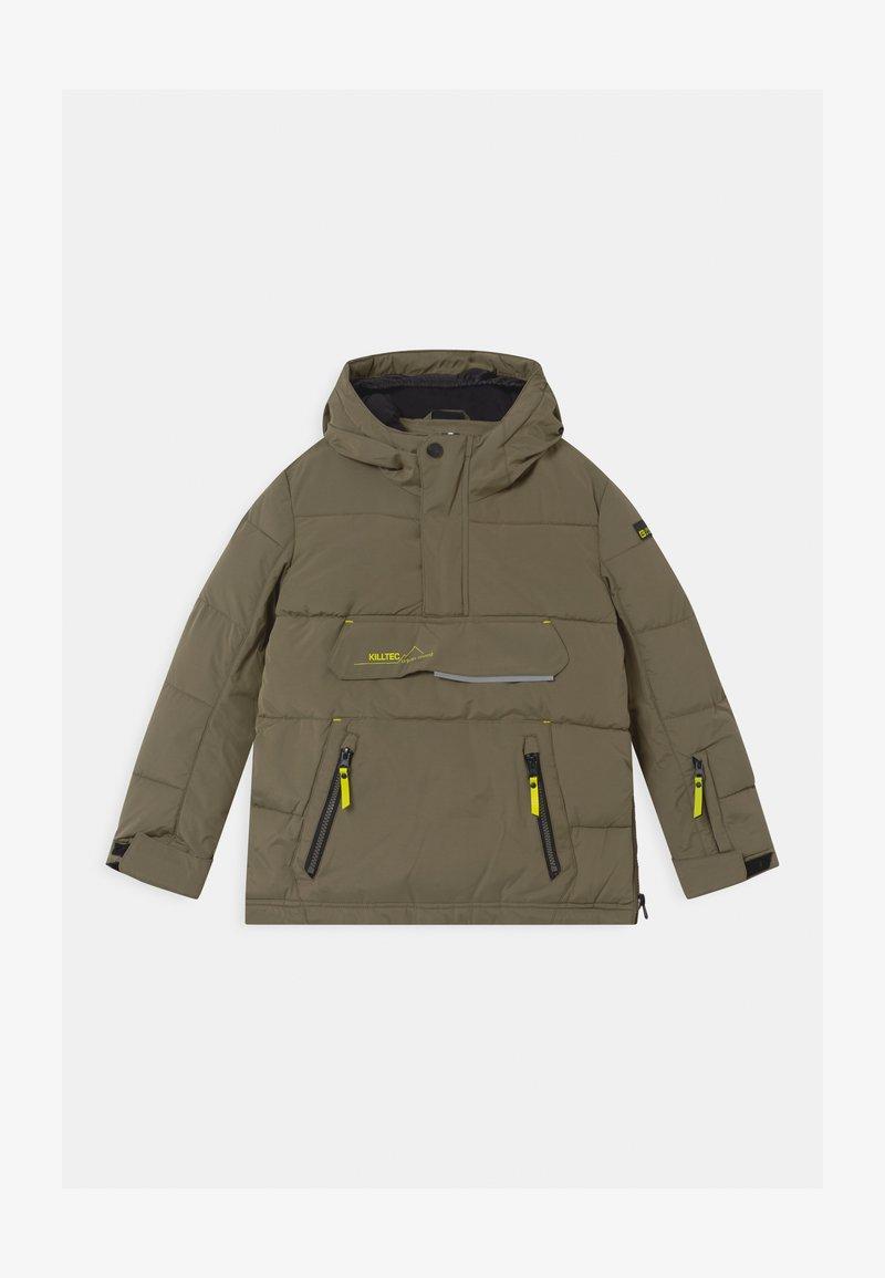 Killtec - FLUMET - Zimní bunda - khaki