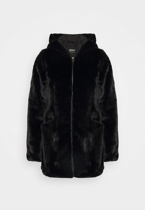 ONLMALOU COAT  - Kurzmantel - black