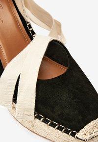 Next - High heeled sandals - black - 4