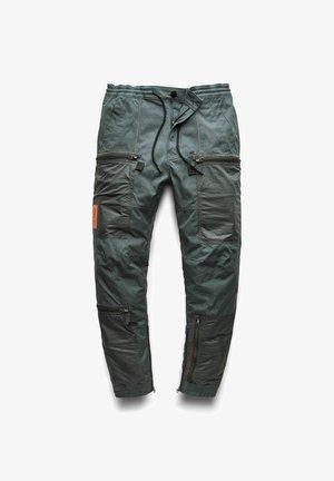 3D PM TRAINER CARGO - CARGO TROUSERS - Pantalon cargo - graphite