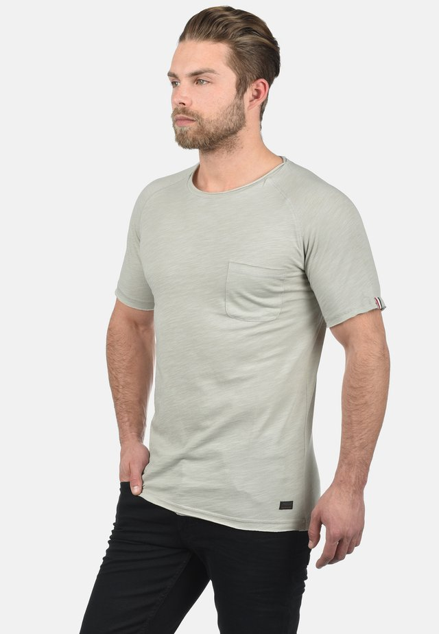 XORA - T-shirts basic - grey