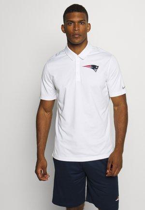 NFL NEW ENGLAND PATRIOTS TEAM LOGO FRANCHISE - Club wear - white