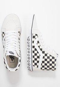 Vans - SK8 REISSUE - High-top trainers - white/black - 1