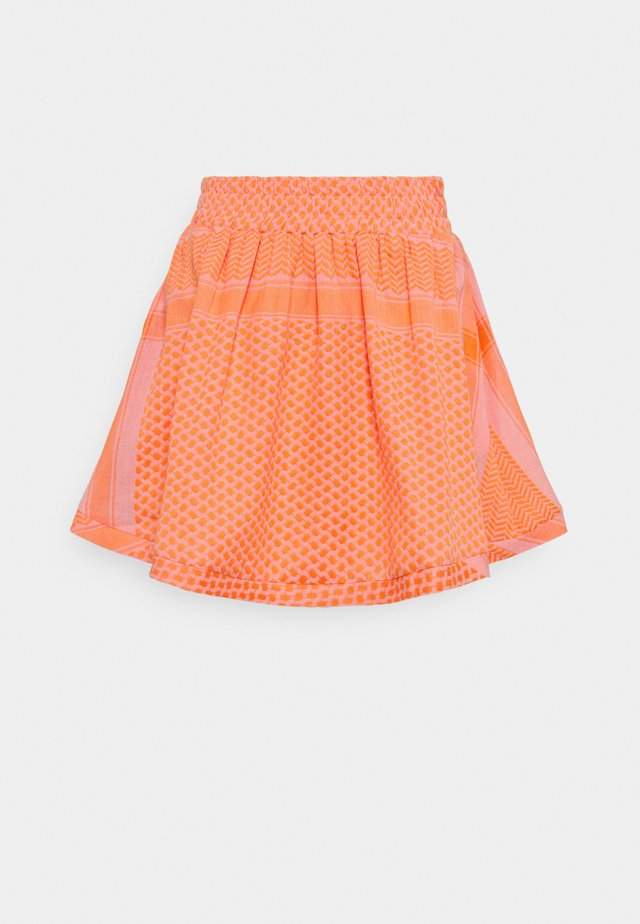 SKIRT - A-lijn rok - flush