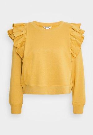 MISA - Sweatshirt - yellow
