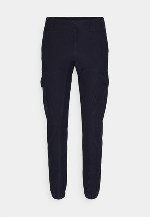 JJIPAUL JJFLAKE - Jeans slim fit - blue denim