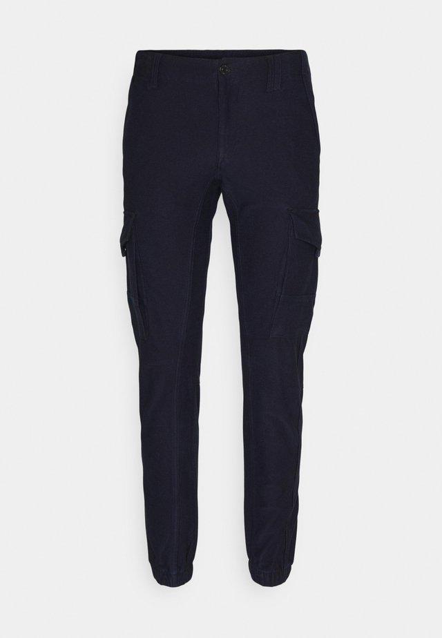 JJIPAUL JJFLAKE - Slim fit jeans - blue denim