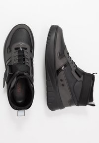 HUGO - MADISON - Sneakers alte - black - 1