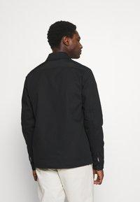 Selected Homme - SLHMORRIS JACKET - Summer jacket - black - 2