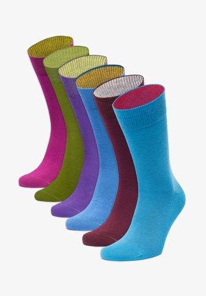 FIRLEFANZ - Socks - lila,grün,blau,rot