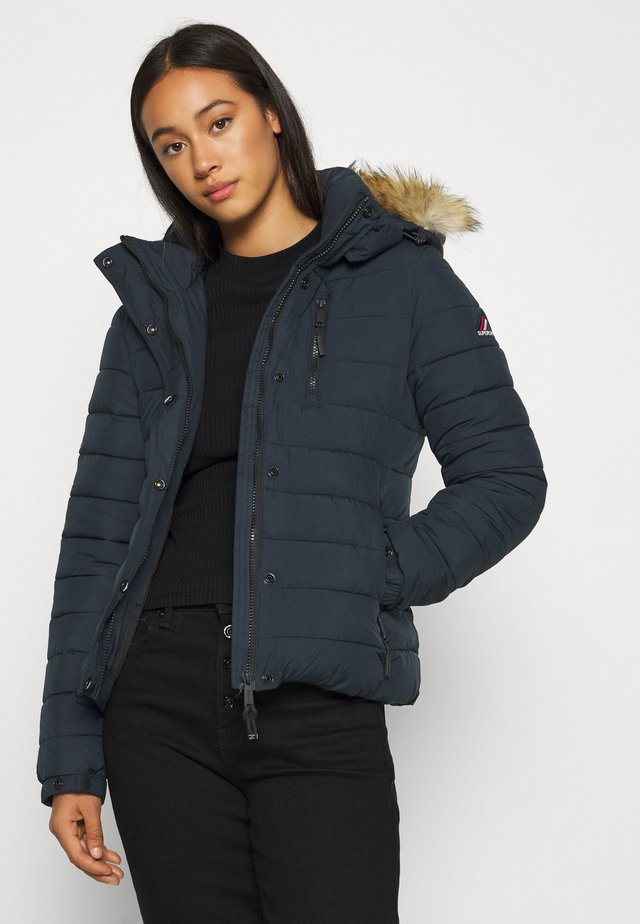 CLASSIC FUJI JACKET - Winterjas - eclipse navy