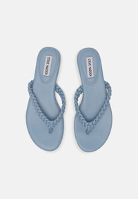 Steve Madden - NIBBLE - T-bar sandals - sky blue - 4