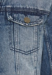 Blend - OUTERWEAR - Giacca di jeans - denim middle blue - 2