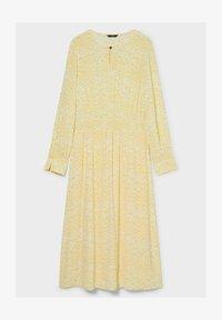 C&A Premium - Day dress - light yellow - 3