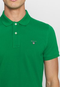 GANT - THE ORIGINAL RUGGER - Polo shirt - green - 5