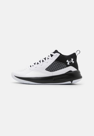 LOCKDOWN - Basketball shoes - white