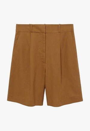 LEONARD - Shorts - light brown