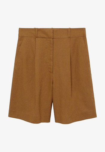 LEONARD - Shorts - light brown