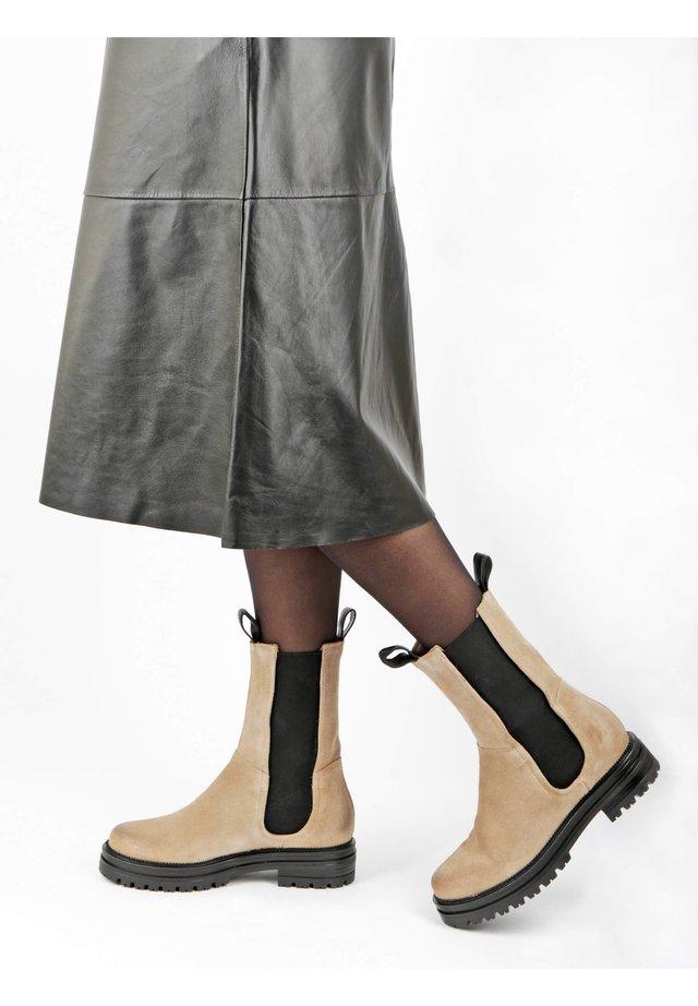 Korte laarzen - opale