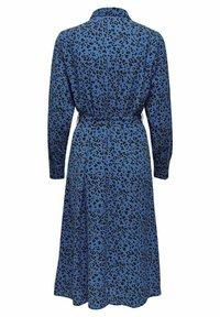JDY - Sukienka z dżerseju - blue iolite - 5
