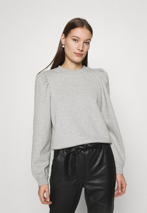 CARMELLA  - Sweatshirt - light grey melange