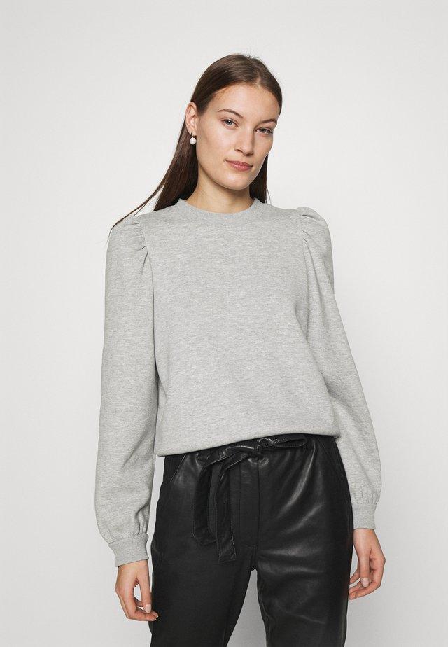 CARMELLA  - Sweatshirt - light grey melange