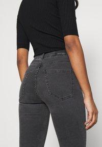 Gina Tricot - Jeans Skinny Fit - dark grey - 3