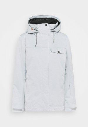BILLIE - Snowboard jacket - heather grey